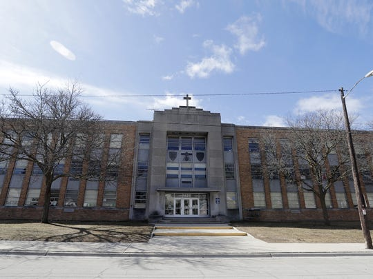 The Green Bay Area School District will move its Head Start Learning Center this summer from rented space in this building at 1420 Harvey St. to Brown County's University of Wisconsin-Extension building.