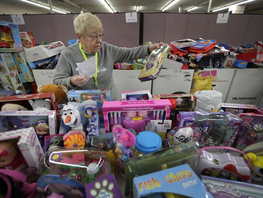 Salvation Army to help local families with donated Christmas gifts