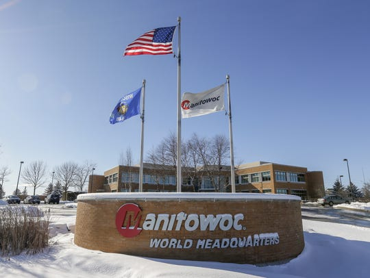 The Manitowoc Co. World Headquarters at 2400 S. 44th