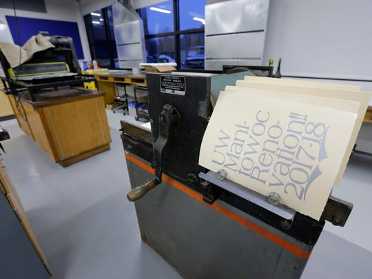 Professor of Art Berel Lutsky makes prints to celebrate