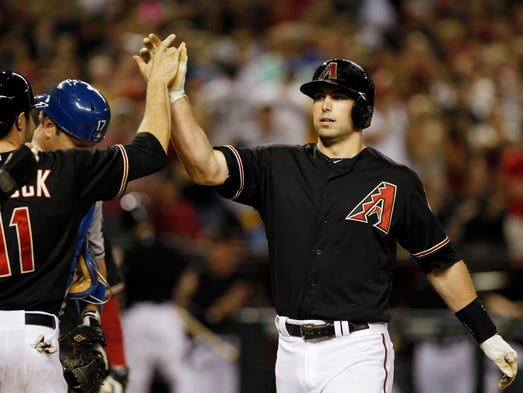 First base: Paul Goldschmidt, Diamondbacks