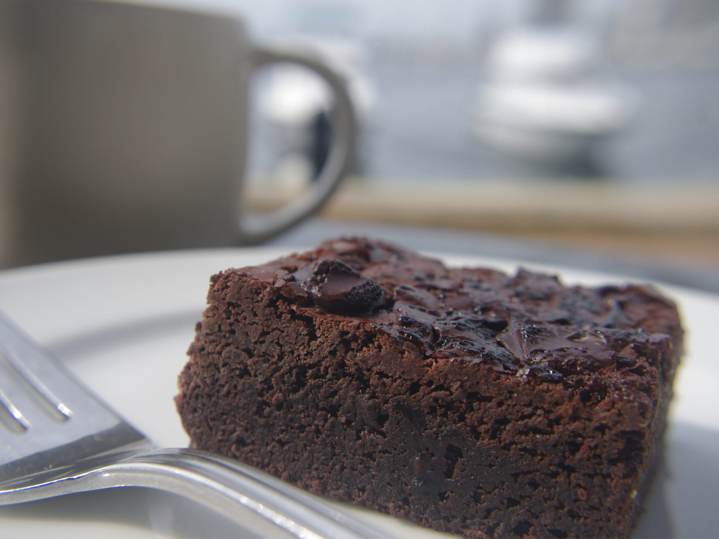 Mark Bittman's brownies will make you ditch your brownie mix habit.