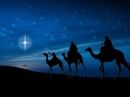 A show at the Horwitz-DeRemer Planetarium in Waukesha Saturday explores the astronomy behind the story of the wise men following a star to Bethlehem.