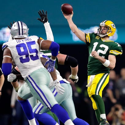 Dougherty: Packers will live or die with Rodgers