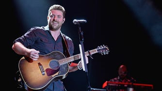 Chris Young is the first country artist booked for the Milwaukee Bucks arena. He'll perform Oct. 26, with Dan + Shay, Morgan Evans and Dee Jay Silver opening.