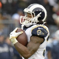 Fantasy football 2017 awards: Todd Gurley is MVP