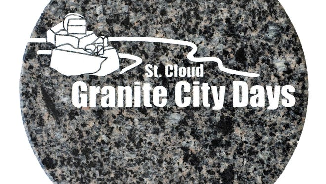 Granite City Days medallion.