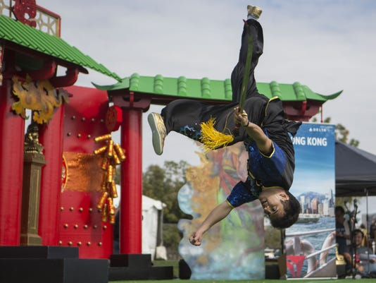 28th annual Phoenix Chinese Week Culture & Cuisine Festival