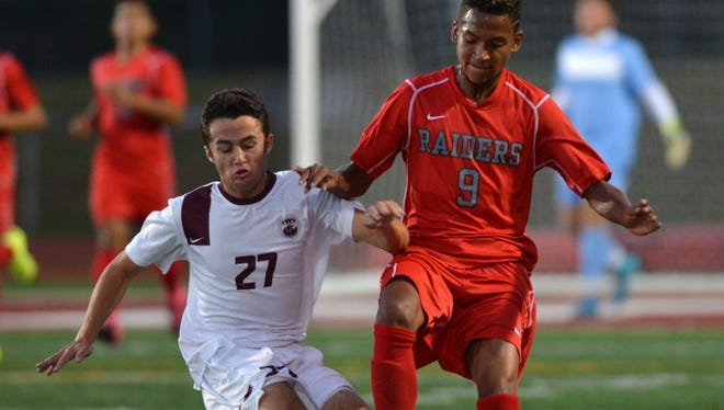 Cliffside Park has to rebuild on offense with the transfer of Julian Gomez (9) to St. Benedict's.