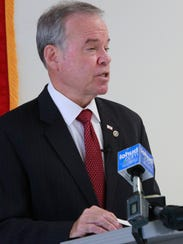 Rockland County Executive Ed Day.