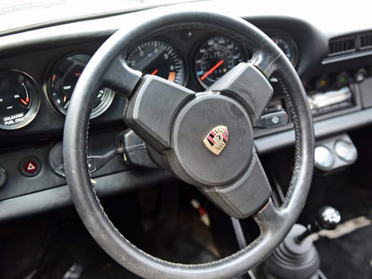 A 1983 Porsche 911 will be raffled at St. Andrew the Apostle Catholic School in Waynesboro. Ticket sales will help raise money for the school's capital campaign.