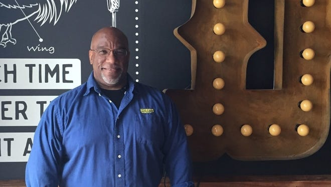 Thomas Driver owns four Dickey's restaurants on the peninsula.