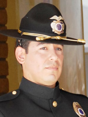 Fallen East Valley Police Officers: Salt River police officer Jair Cabrera, 37, was shot during a traffic stop near Pima and Chaparral roads on May 24, 2014. Cabrera was the first member of the Salt River Police Department to be killed in the line of duty, officials said.
