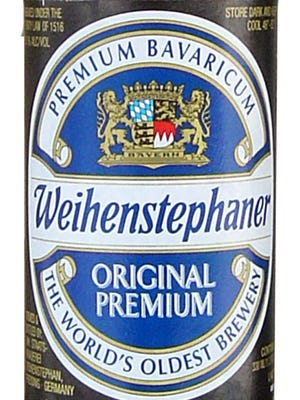 Weihenstephaner Original Premium Lager is brewed by Staatsbrauerei Weihenstephaner of Freising, Germany.