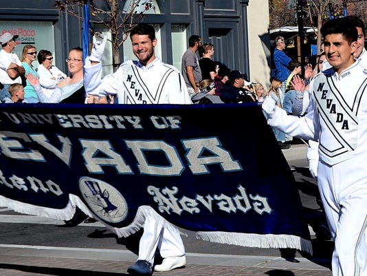 Photos: Nevada Day Parade