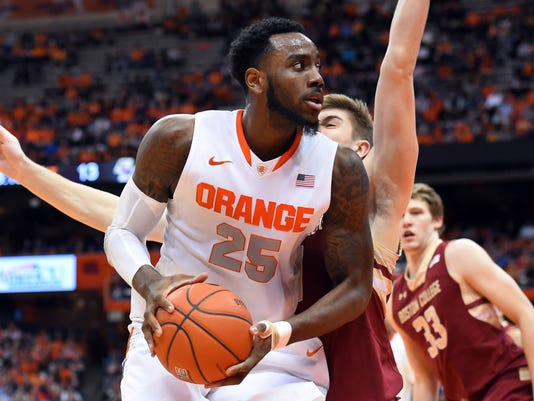 Miami Is A Step Up In Class For Syracuse