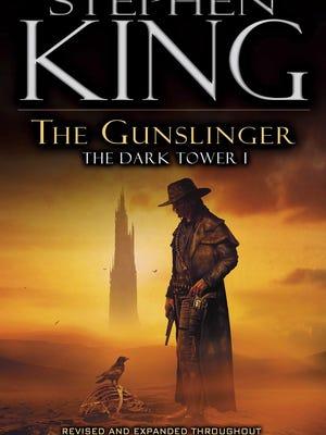 Cover art for 'The Gunslinger: The Dark Tower I' by Stephen King.
