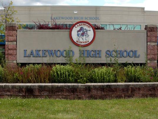 NEW Lakewood High School stock