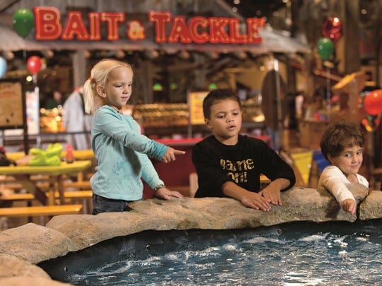 Bass Pro Shops' Labor Day Hometown Festival, featuring free events for the family, is noon-5 p.m. Saturday and Sunday. It includes games, crafts, face painting, food samples, seminars, giveaways and more.