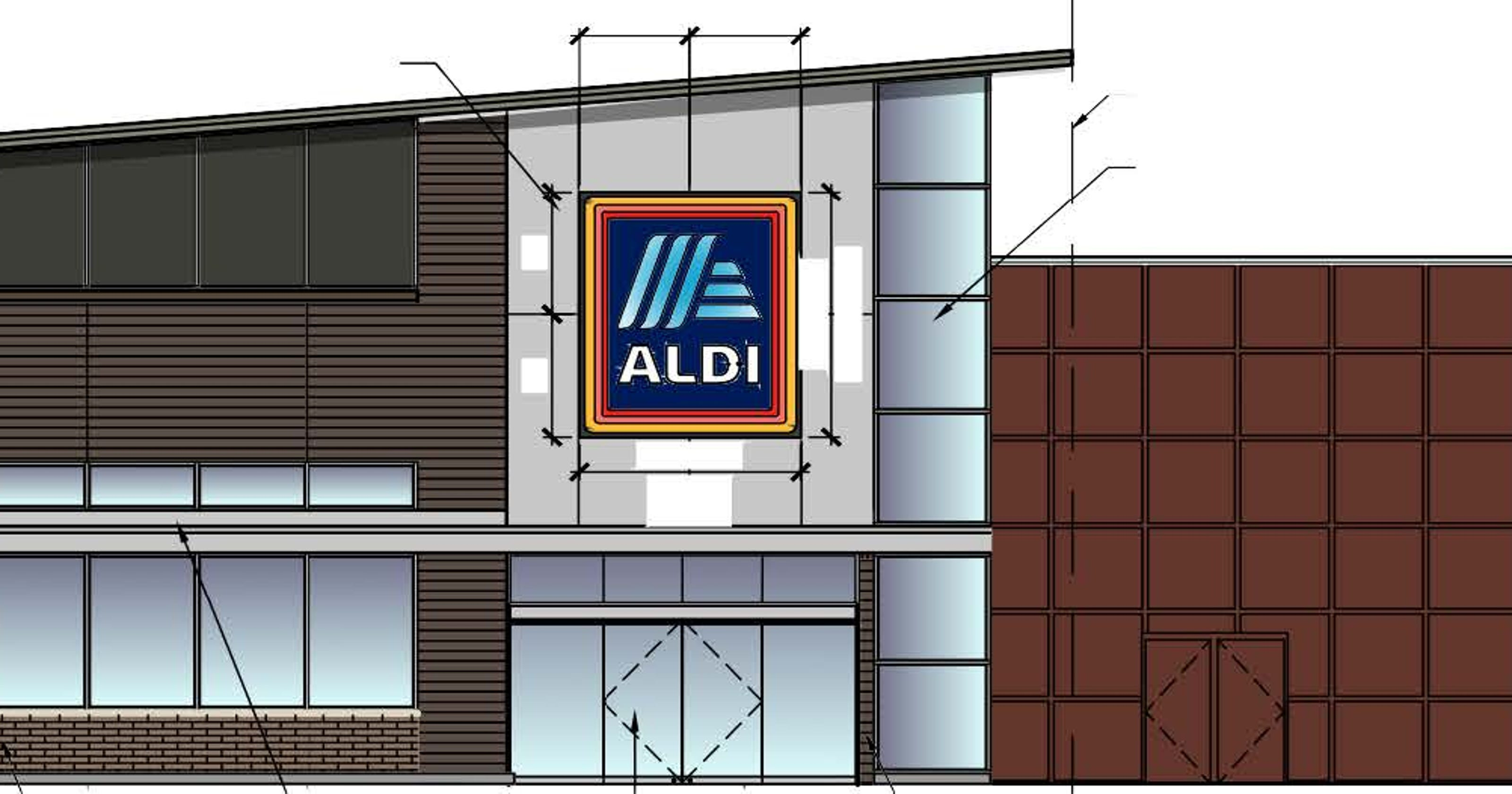 Aldi Moving In Next To Downsized Kohls Waukesha