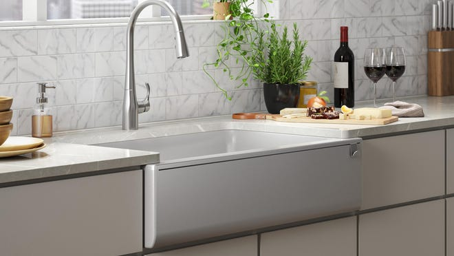 Most touchless faucets may require electrical power.