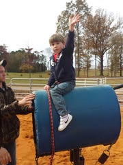 Sheltering Tree Ranch has a variety of activities for special-needs children.