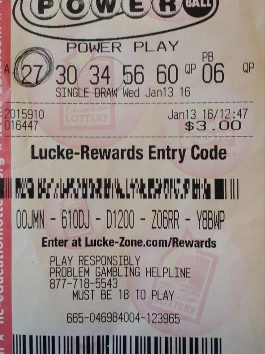 Lottery-Ticket