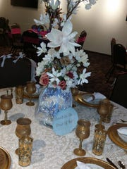 The 14th annual Designing Women's Luncheon is set for Saturday. Presented by the United Methodist Women of First United Methodist Church, the event is known for its elaborately decorated tables.