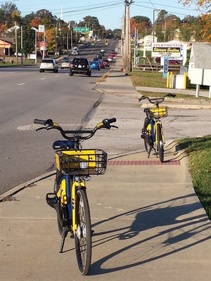 VeoRide has chosen not to renew its bike sharing contract with Kent State.