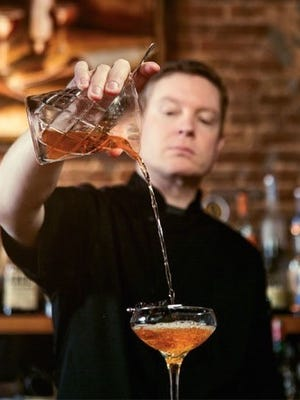 Kirk Ingram will lead the team at Vault & Vator, the new speakeasy concept from the owners of American Grocery Restaurant.