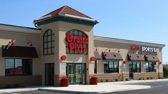 Grotto Pizza opened its new Middletown location off U.S. 301 on Tuesday, April 19, 2016.