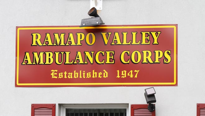 Ramapo Valley Ambulance Corps Headquarters in Suffern.