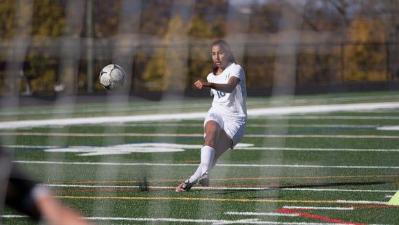 Haldane took on Port Jefferson in a Class C girls soccer
