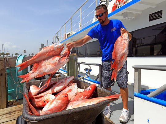 The private recreational season for red snapper in