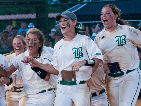 Alex Wilcox's career at Brantley included three state championships, one after she was diagnosed with ovarian cancer as a junior. She died in June 2018 and is the namesake of a high school FCA tournament that begins in 2019.