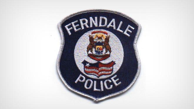 Ferndale police logo