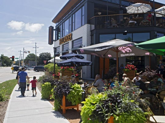 Cafe Hollander and other small businesses in the Mequon Town Center district have been closed due to the state's safer-at-home order. Mequon is offering loans up to $15,000 for small businesses impacted by the economic shutdown.