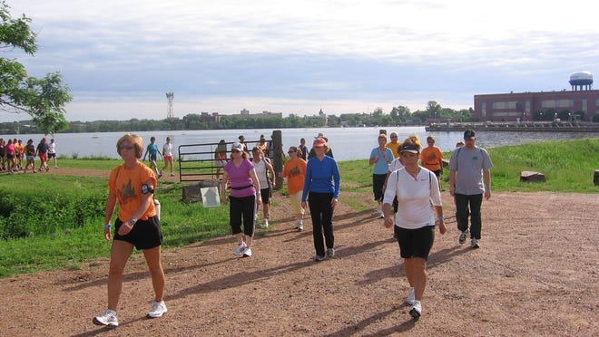 The 11th annual Walk Wisconsin will take place June 6 in Stevens Point.