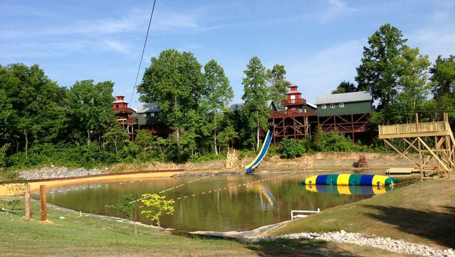 Barefoot Republic is located on a 70-acre farm on a lake outside Scottsville, Ky. In 2015, a second camp location was established on the 450-acre Franklin property of pop singer Amy Grant.