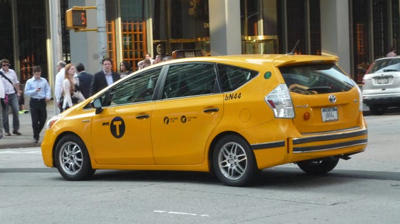 Remembering New York S Other Taxis Of Tomorrow From