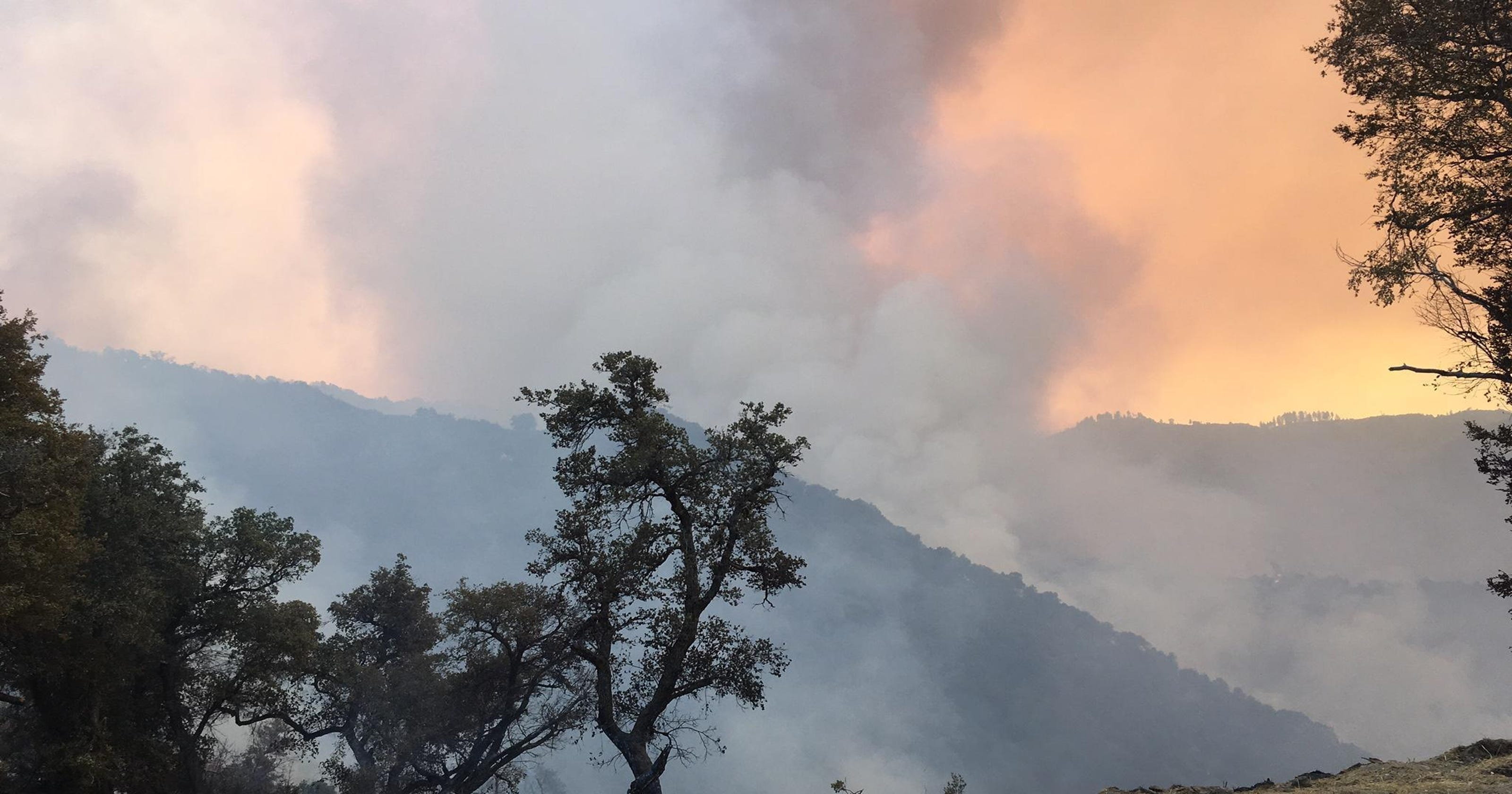 Monterey County residents, officials prepare as wildfire