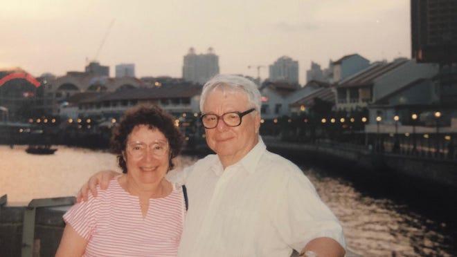 Nat and Lois Liebman.