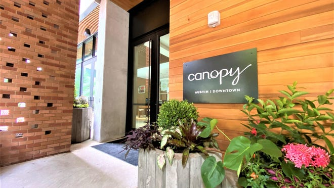 Canopy by Hilton Austin Downtown has opened a new six-floor, 140-room hotel at 604 W. Sixth Street.