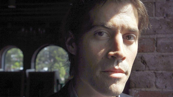 James Foley was an independent American conflict journalist who worked extensively across the Middle East. He was taken hostage by ISIS in Syria in 2012 and was killed in 2014.
