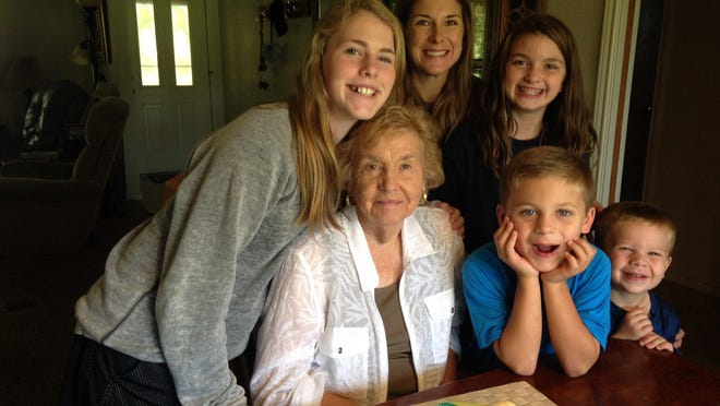 Wilma Shipley has 13 grandchildren, 18 great-grandchildren (with another one on the way) and one great-great grandchild. Her football-loving family has made a name for itself at colleges and high schools across the state, but in her family, she's known for her cooking.