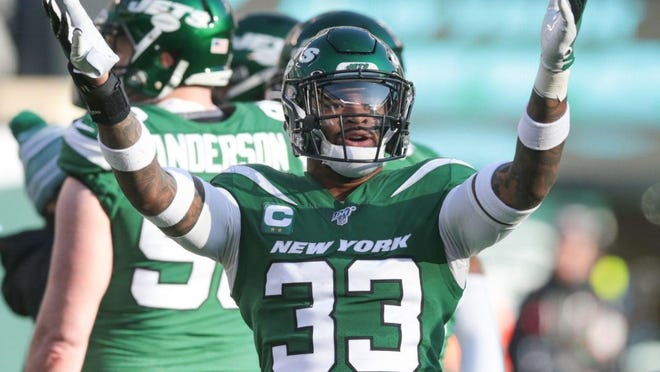 The New York Jets traded disgruntled star safety Jamal Adams to the Seattle Seahawks on Saturday, splitting with a gifted player whose relationship with the franchise quickly deteriorated because of a contract dispute.