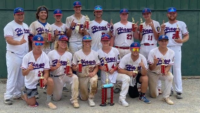 The Hays Senior Eagles captured the USSAA July Blast Off championship last weekend in Missouri.