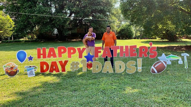 Shelby Yard Cards helps people celebrate special occasions and holidays, including Father's Day.