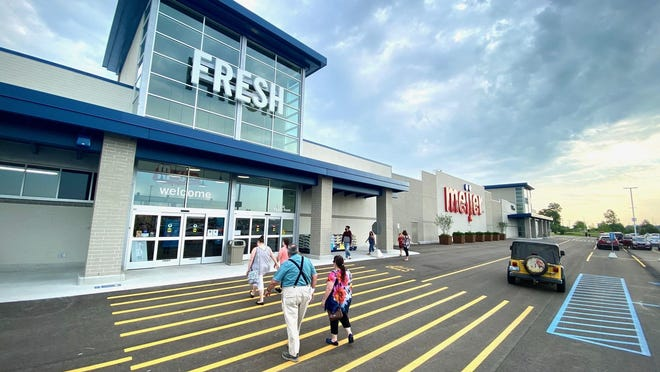 Meijer says its mandatory face mask policy will go into effect Monday, July 20, at its 253 locations throughout Michigan, Ohio, Wisconsin, Indiana, Illinois and Kentucky.