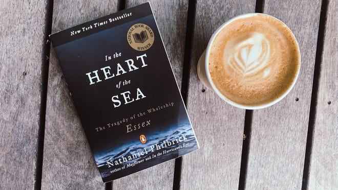 """In this year's NEA Big Read Lakeshore, dozens of programs explore the themes of historical storytelling, sustainability and conservation in Nathaniel Philbrick's """"In the Heart of the Sea."""""""